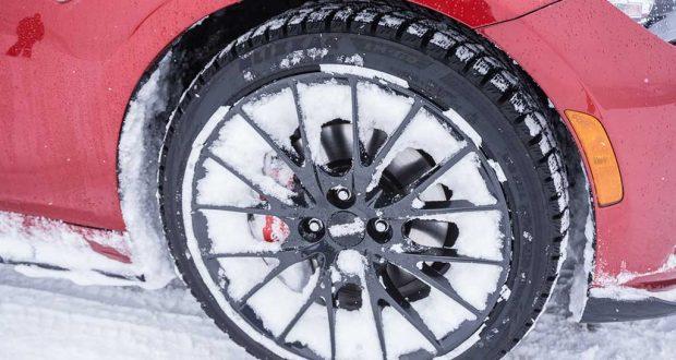 La date obligatoire pour les pneus d'hiver devancée au 1er décembre 2019