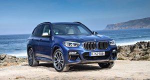 Essai routier BMW X3 M40i 2018