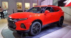 Le tout nouveau Chevrolet Blazer 2019 dévoilé à Atlanta
