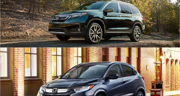 Honda révise le HR-V et le Pilot pour 2019