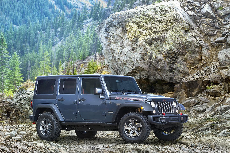 Jeep Wrangler JK Rubicon Recon 2018