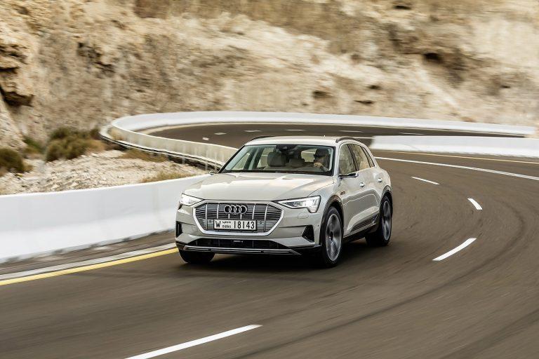 Audi e-tron : une autonomie décevante de 328 km