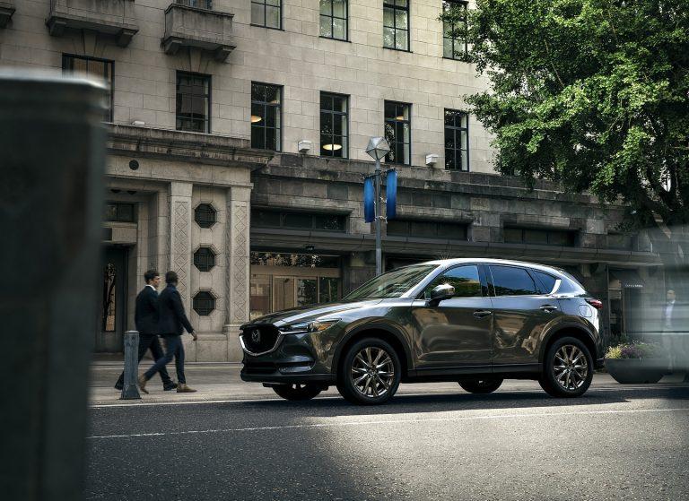 Premier essai Mazda CX-5 Signature : place à la turbocompression