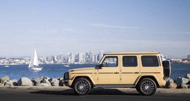 La Classe G de Mercedes-Benz passerait à l'électrique
