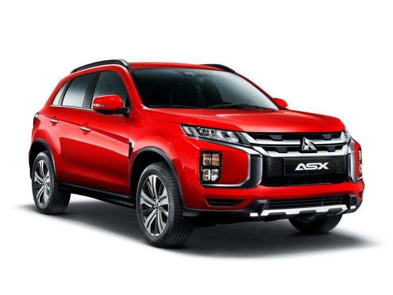 Mitsubishi va dévoiler le nouveau RVR 2020 à Genève