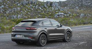 Le Porsche Cayenne Coupé 2020 dévoilé