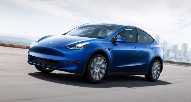 Et de quatre! Tesla lance le Model Y