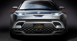 Fisker montre la première photo de son VUS électrique