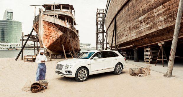 Bentley Bentayga By Mulliner: La Perle du Golfe