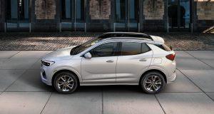 GM dévoile le Chevrolet Trailblazer et le Buick Encore GX pour 2021