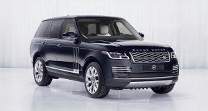Range Rover Astronaut Edition: reservé aux touristes de l'espace