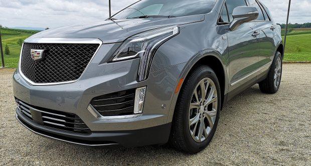Cadillac XT5 2020 : légères altérations esthétiques et un nouveau moteur
