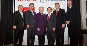 L'usine Toyota d'Alabama va assembler un nouveau VUS