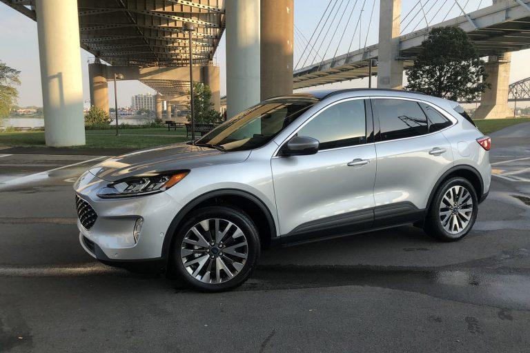 Premier essai routier du Ford Escape 2020 : remonter la pente