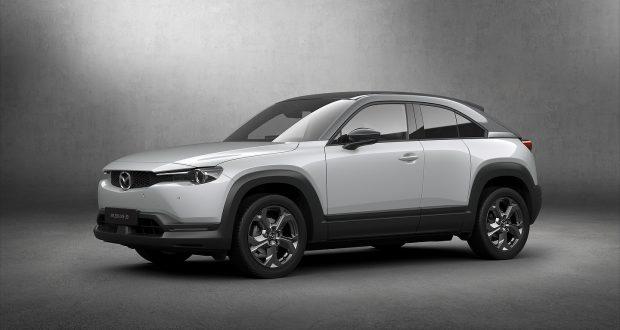 Le MX-30 marque le début de l'histoire électrique pour Mazda