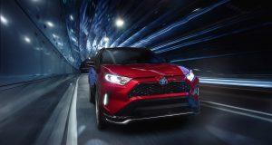 Le Toyota RAV4 Prime 2021 fait son entrée à Los Angeles