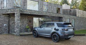 Voici les versions hybrides du Range Rover Evoque et du Land Rover Discovery Sport