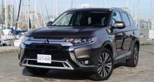 Le prochain Mitsubishi Outlander avec un moteur Nissan?