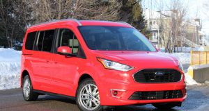 Ford Transit Connect 2020 : une vraie fourgonnette?