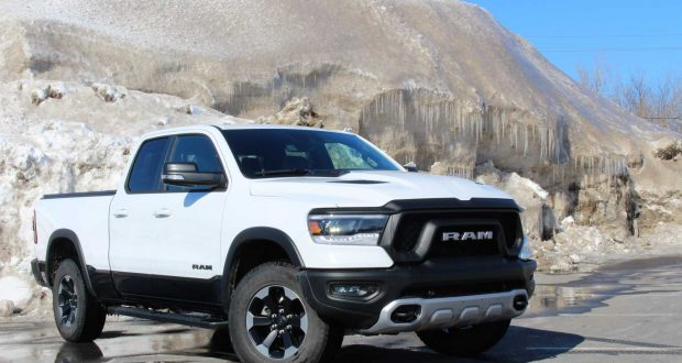 Ram 1500 2020 : en ascension