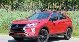 Mitsubishi Eclipse Cross 2020 : tenter quelque chose de différent