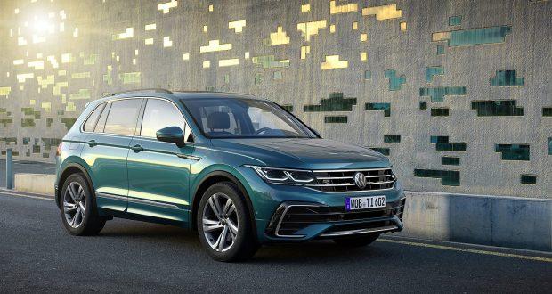 Un nouveau Volkswagen Tiguan s'amène… en 2022!