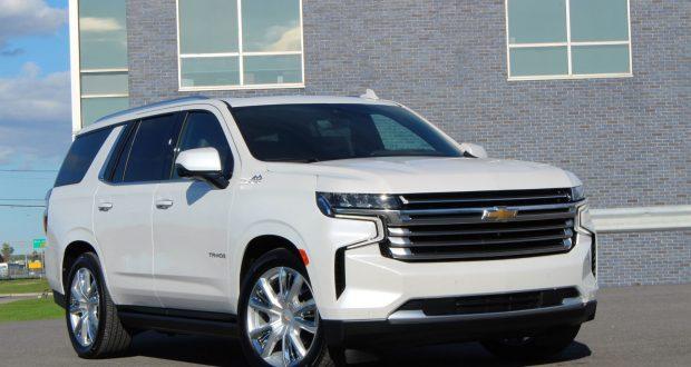 Chevrolet Tahoe 2021 : un grand pas en avant