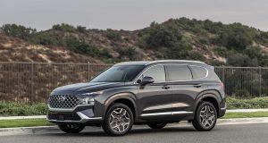 Le Hyundai Santa Fe fortement renouvelé en 2021