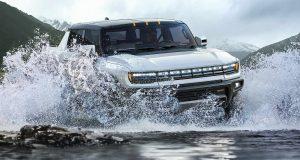 GMC Hummer EV 2022 : le futur électrique de la marque dévoilé