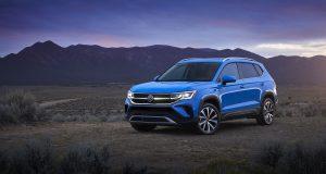 Le Volkswagen Taos 2022 dévoilé comme le VUS le plus petit et le moins cher de VW